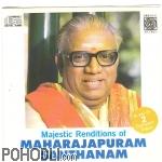 Maharajapuram Santhanam - Majestic Renditions (2CD)