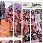 The Green Arrows - 4 track Recording Session (CD)