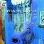 Alexandre Tharaud - Poulenc, F. - Pieces pour piano (CD)