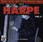 Elena Polonska - L'Art de la Harpe Vol. 2 (CD)