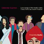 Ens. Badila - Qalandar Express (CD)