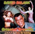 Sayed Balaha - Oriental Grooves Vol.1 (CD)