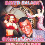 Sayed Balaha - Oriental Grooves Vol. 2 (CD)