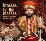 Džambo Aguševi Orchestra - Brasses For The Masses (CD)