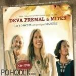 Deva Premal & Miten & Manose - In Concert (CD+DVD)