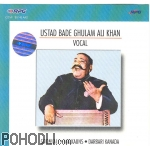 Bade Ghulam Ali Khan - Vocal (CD)