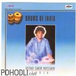 Ustad Zakir Hussain - Drums of India (CD)