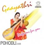 E. Gaayathri - Performs for You (CD)