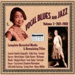 Vocal Blues & Jazz - Volume 3 (1921 - 1928) (CD)