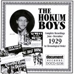 The Hokum Boys - Volume 1 (1929) (CD)