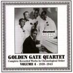 Golden Gate Quartet - Volume 4 (1939 - 1943) (CD)