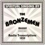 The Bronzmen - Spiritual Singing (CD)