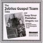 The Jubilee Gospel Team & Deep River Plantation Singers - Complete Recorded Works (CD)