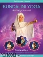 Snatam Kaur - Kundalini Yoga: Recharge Yourself (DVD)