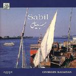 Georges Kazazian - Sabil (CD)