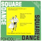 Dick Mayers & The Country Cousins - Square Dance (CD)
