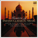 Various Artists - Masters of Indian Classical Music (2CD)