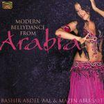 Bahshir Abdel Aal & Mazin Abu Sayf - Modern Belly Dance from Arabia (CD)
