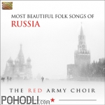 Red Army Choir - Most Beautiful Folk Songs of Russia (CD)