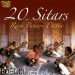 Rash Behari Datta - 20 Sitars (CD)