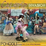 King Selewa and his Calypsonians - Calypso Invasion (CD)