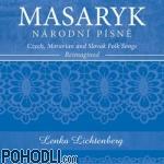 Lenka Lichtenberg - Masaryk - Národní Písne (CD)