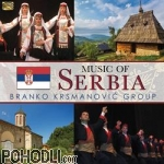 Branko Krsmanović Group - Music of Serbia (CD)