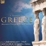 Michalis Terzis & Vasilis Skoulas - A Tribute to Greece (CD)