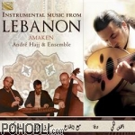 Andre Hajj & Ensemble - Amaken - Instrumental Music from Lebanon (CD)