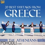 The Athenians - 20 Best Syrtakis from Greece (CD)
