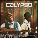Various Artists - Calypso Legends (CD)