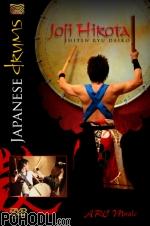 Joji Hirota & Hiten Ryu Daiko - Japanese Drums (DVD)