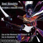 Jimi Hendrix - No More a Rolling Stone: Live at Monterey Pop 1967 (2CD)