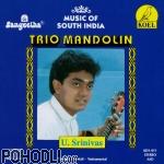U.Srinivas - Trio Mandolin (CD)