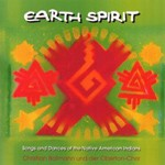 Christian Bollmann & ObertonChor Düsseldorf - Earth Spirit - Songs & Dances of American Indians (CD)