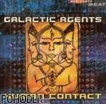 Galactic Agents - Human Contact (CD)
