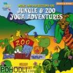 Helen Purperhart - Jungle & Zoo Yoga Adventures (CD)