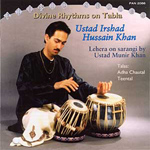 Irshad Hussain Khan - Divine Rhythms on Tabla (CD)