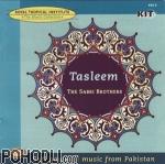 Sabri Brothers & Ensemble - Tasleem - Sufi Qawwali Music from Pakistan (CD)