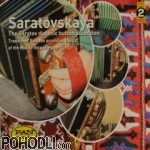Saratovskaya - Traditional Russian Diatonic Accordion Music of the Middle Volga Region (CD+DVD)
