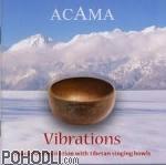 Acama - Vibrations (CD)