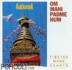 Tibetan Monk Chants & Mantras - Om Mani Padme Hum (CD)