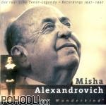 Misha Alexandrovich - The Wunderkind (CD)