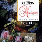 Akiko Ebi - F.Chopin - Nocturnes Vol.2