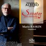 Mario Raskin - Sebastian de Albero - Sonatas para clavicordio I a XV