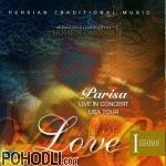 Parisa - Tale of Love I - Esfahan Vol.1 (CD)