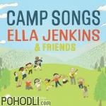 Ella Jenkins & Friends - Camp Songs (CD)