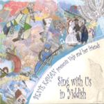 Bente Kahan - Sing with us in Yiddish (CD)