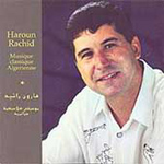 Haroun Rachid - Musique Classique Algerienne (CD)
