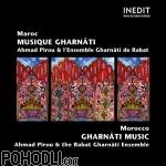 Ahmad Pirou Ensemble - Morocco - Gharnati Music - Nuba Ramal (CD)